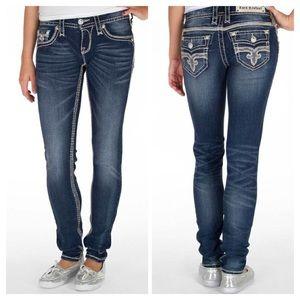 Rock Revival Hana Skinny Stretch Jeans (26)